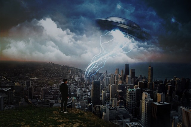 Aliens and The Urantia Book: Some Thoughts- More Questions